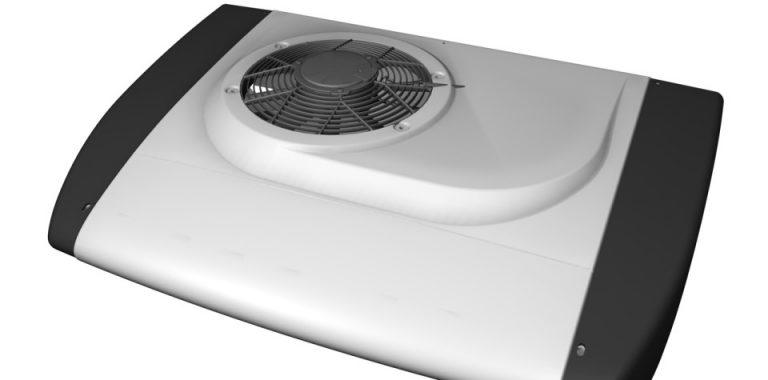 Unidades externas de refrigeración para vehículos.