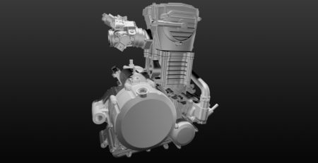 Rendering 3D Studio progettazione Meccanica | Project Novellara